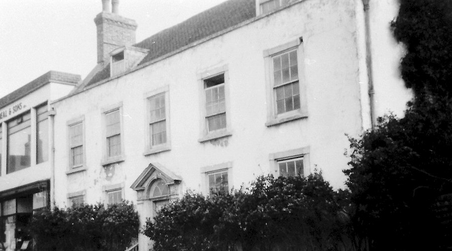 Talland House demolished in the 70's